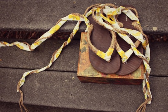 sandals DIY3