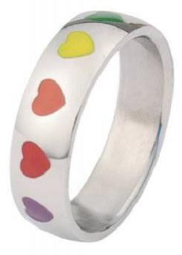 wedding rings gay12