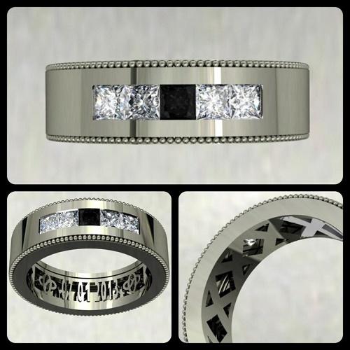 wedding rings gay5
