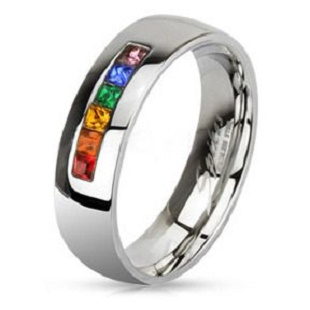 wedding rings gay8