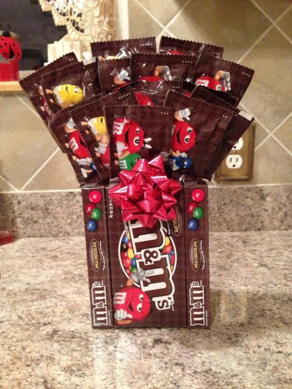 Chocolate bouquet26