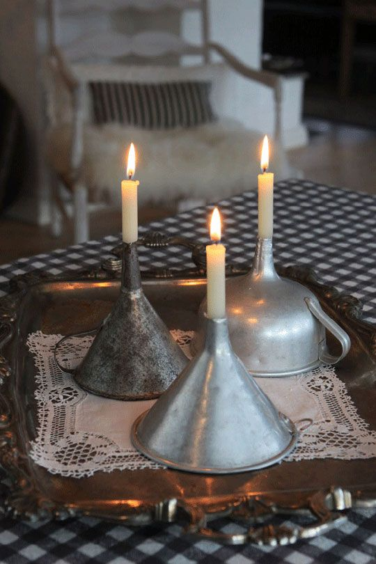 DIY candle holder15