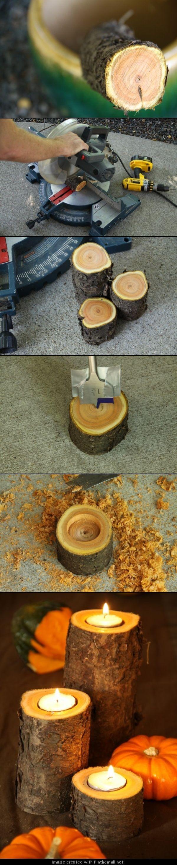 DIY candle holder8