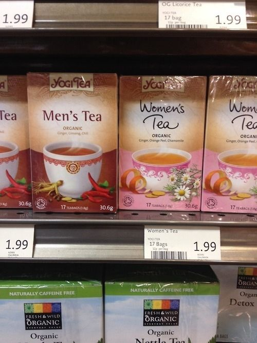 Gendered Products