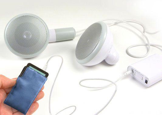 Giant Earphone Speaker3
