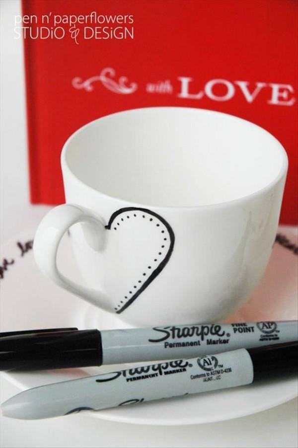 Sharpie Marker Gift Mugs10