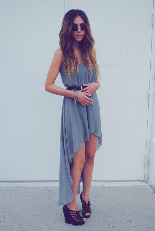 asymmetrical dresses14