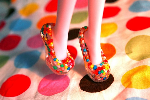 barbie shoes21