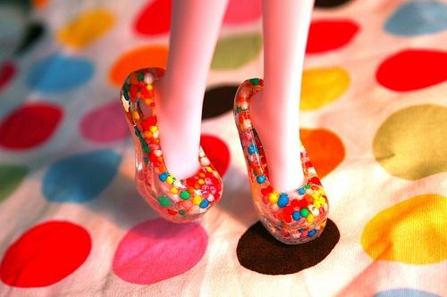 barbie shoes21