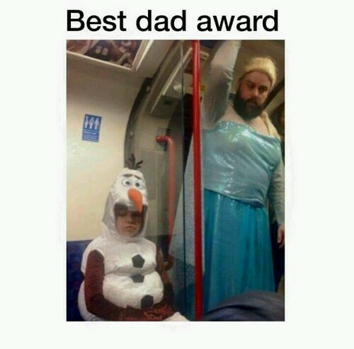 best dad award