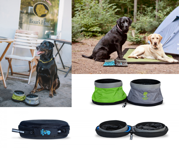 camping dog products