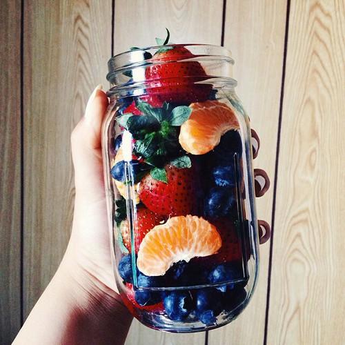 frutas rico