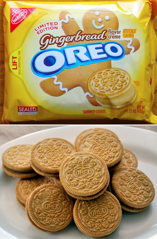 gingerbread-oreos