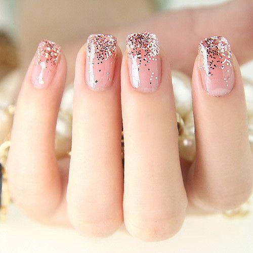 glitter nails7