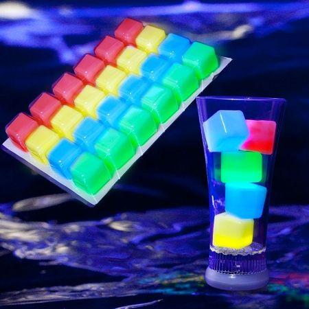 hielo neon