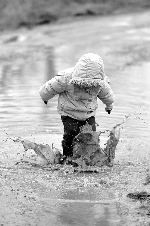 niños en la lluvia4