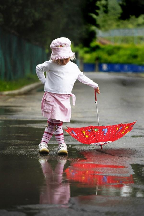 niños en la lluvia8