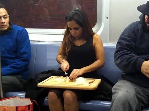 picando cebolla