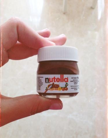 small nutella