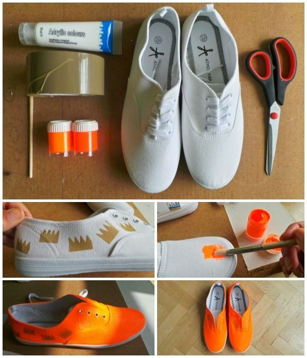sneakers decor ideas11