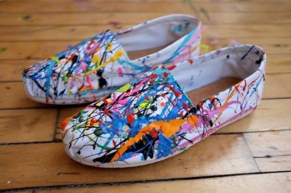 sneakers decor ideas15