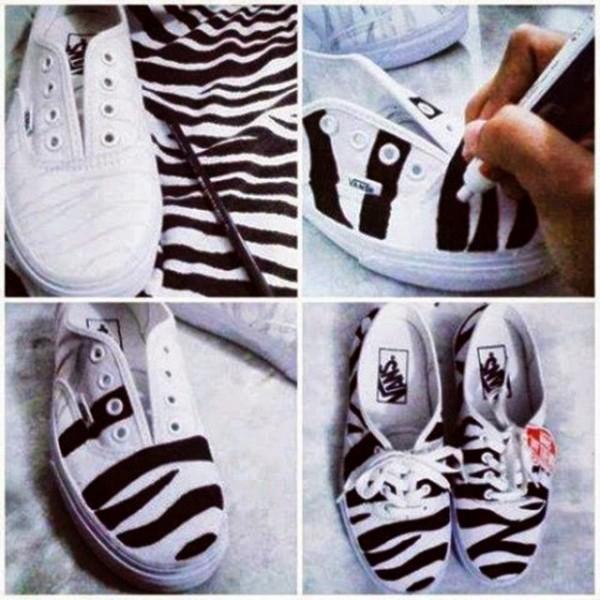 sneakers decor ideas16