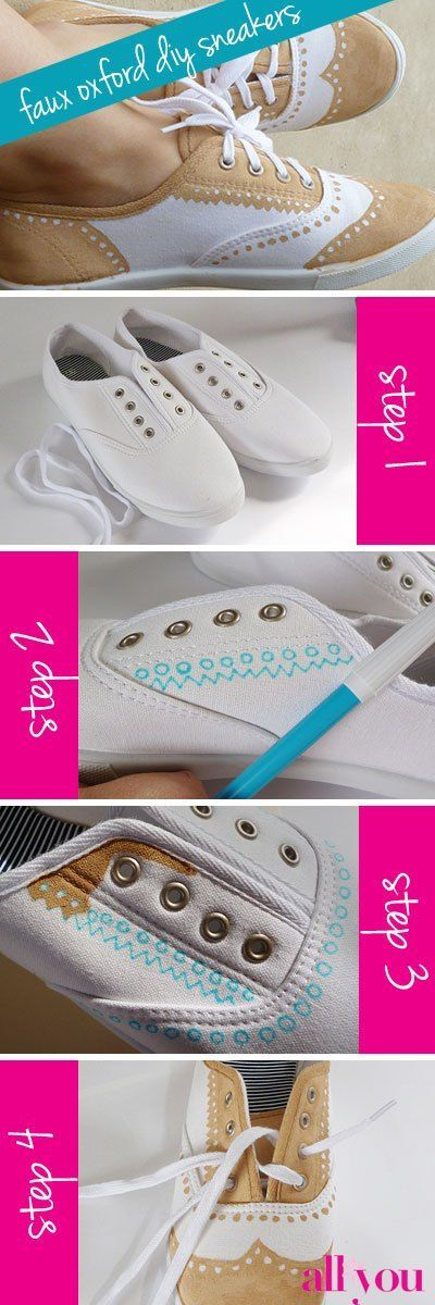 sneakers decor ideas2