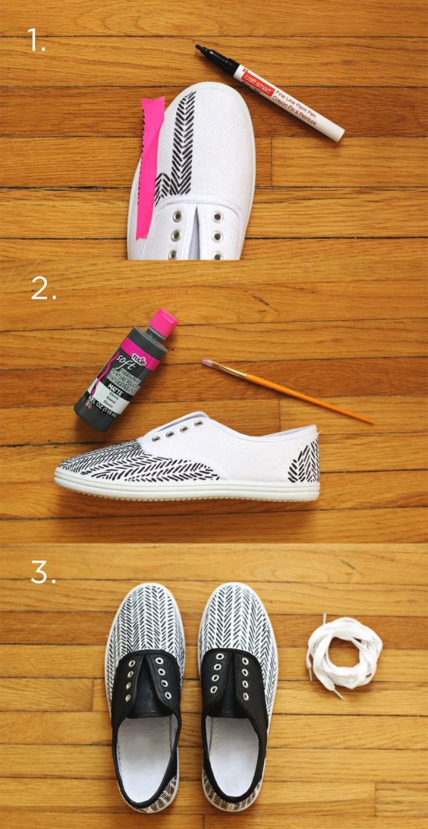 sneakers decor ideas5