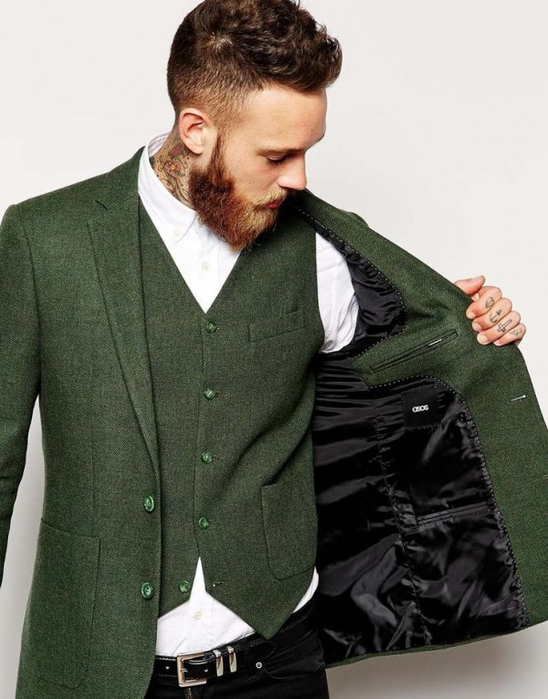 verde saco