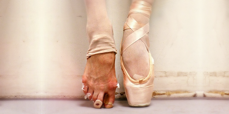 Fotos de bailarinas y 90