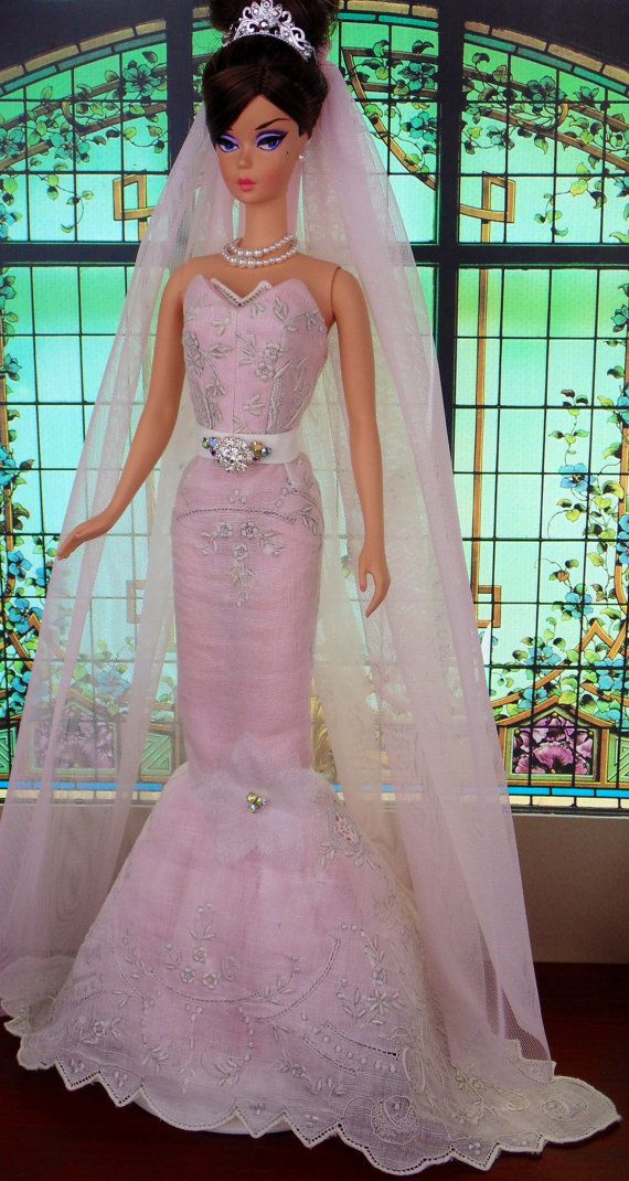 barbie wedding dress11