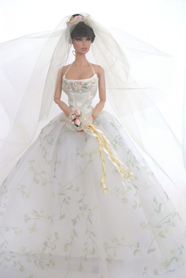 barbie wedding dress12