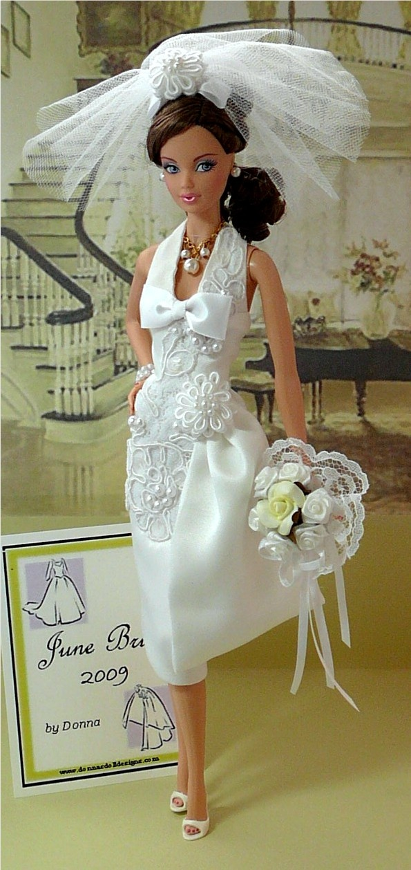 barbie wedding dress14