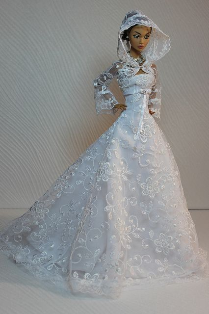 barbie wedding dress15
