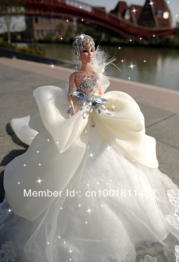 barbie wedding dress17