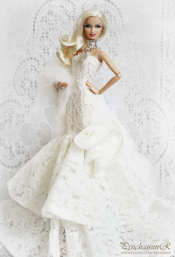 barbie wedding dress21