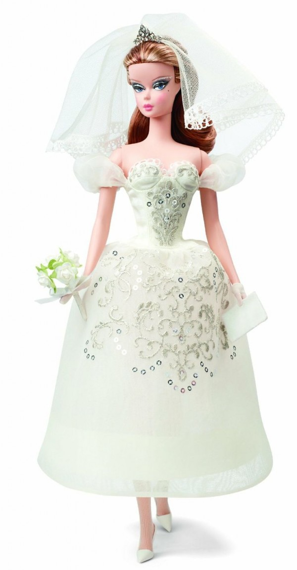 barbie wedding dress22
