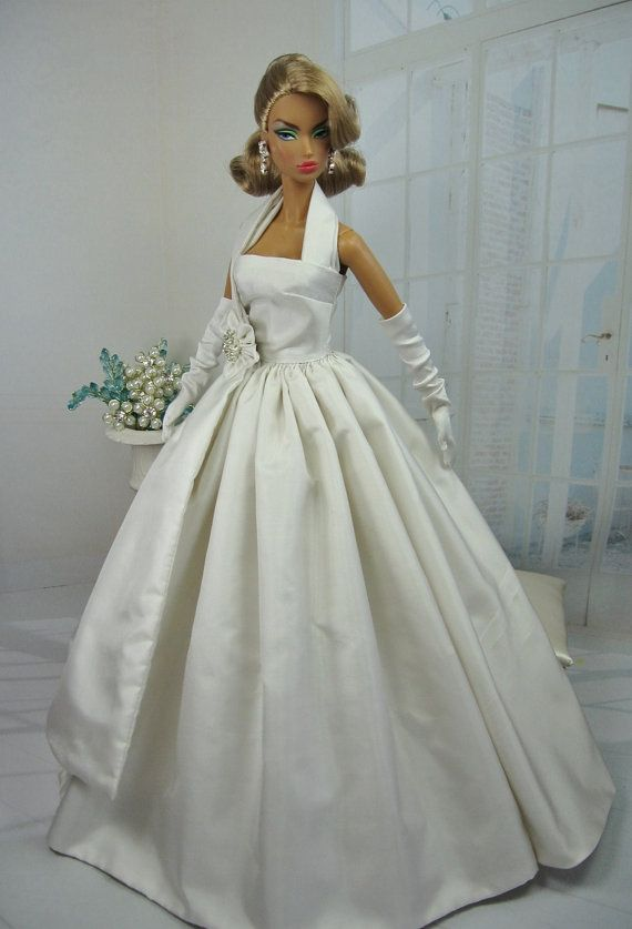 barbie wedding dress5