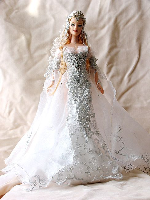 barbie wedding dress6