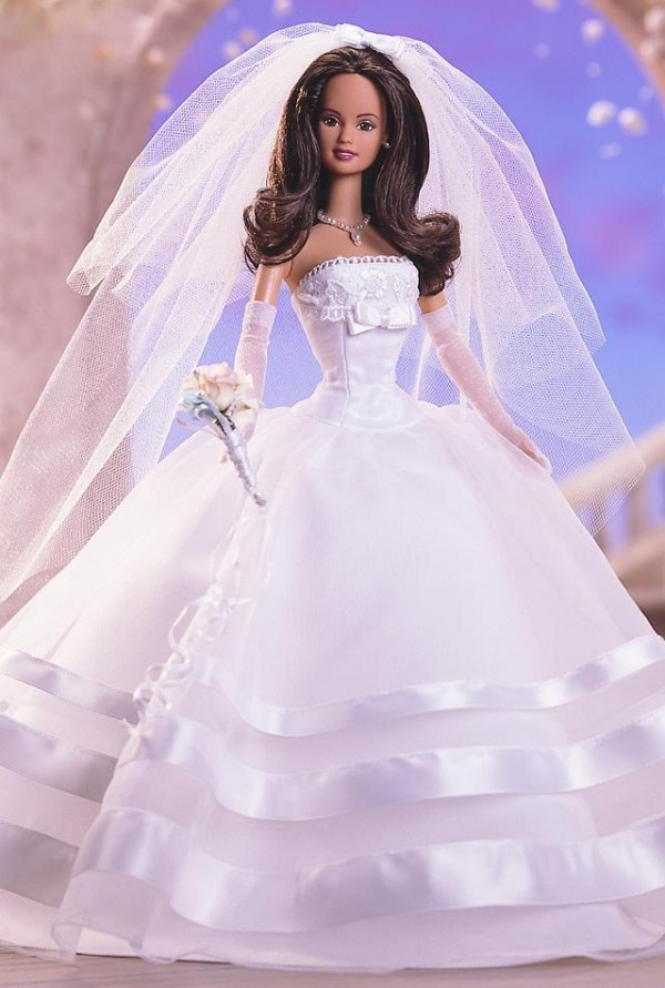 barbie wedding dress8