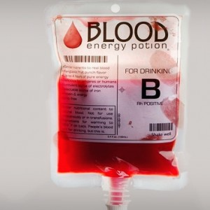 blood accesorie