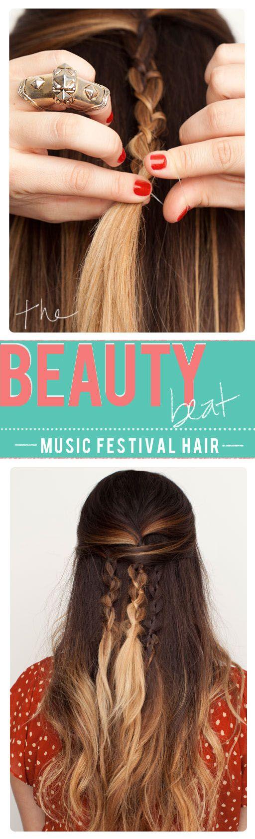 boho hairstyle11