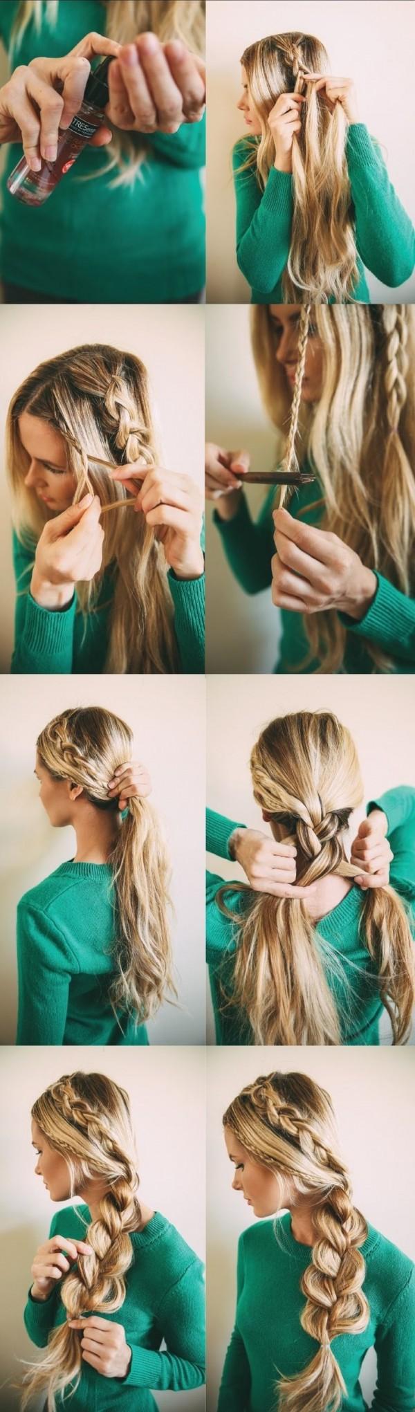 boho hairstyle12
