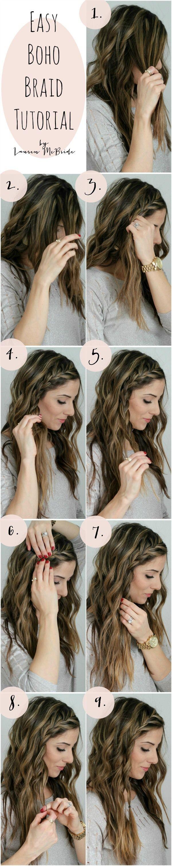 boho hairstyle5