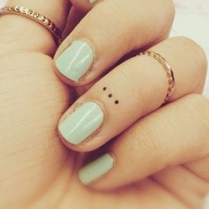 mini-tattos