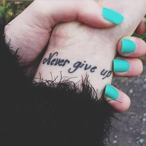 phrases tattoos13