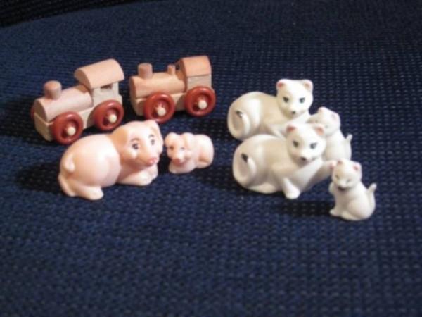 22 juguetes que salian en los huevitos kinder