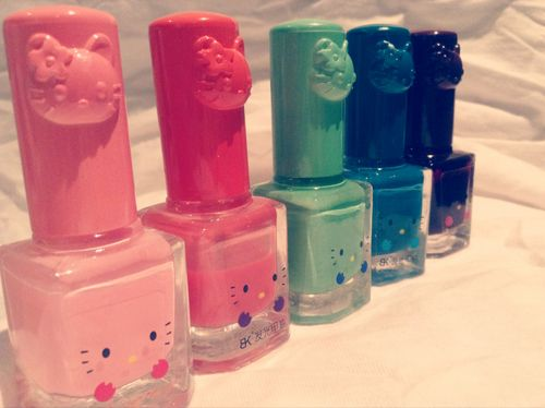 Limited Edition Nail Polish bottles4