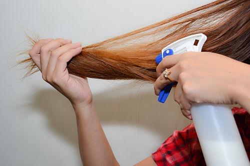 cabello liso