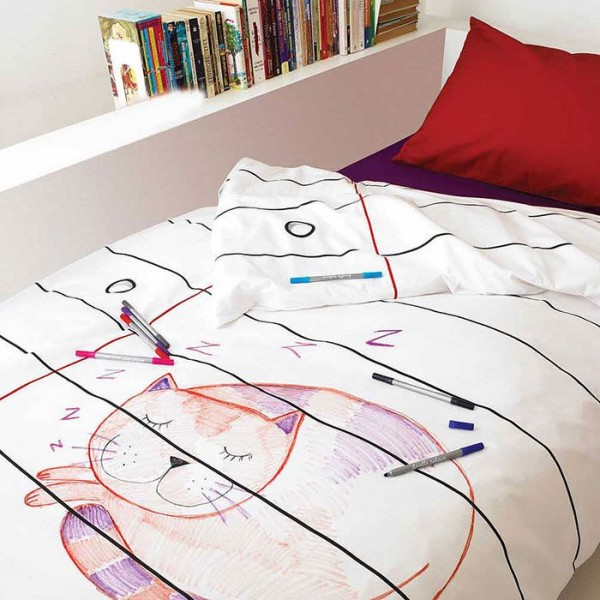 color duvet